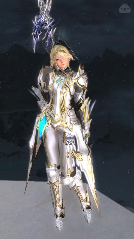 白蒼の騎士