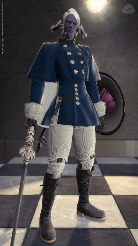 五一式:宮廷騎士