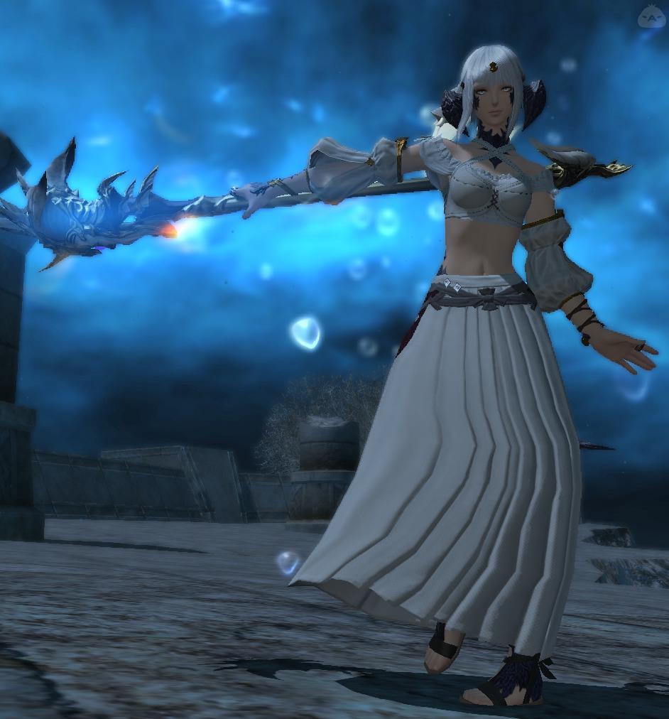 踊る魔導士