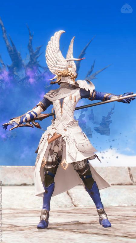 天空の竜騎士