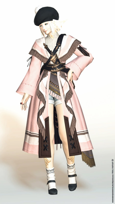 ギャザラーの秋服