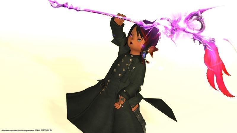 サレタの黒魔道士
