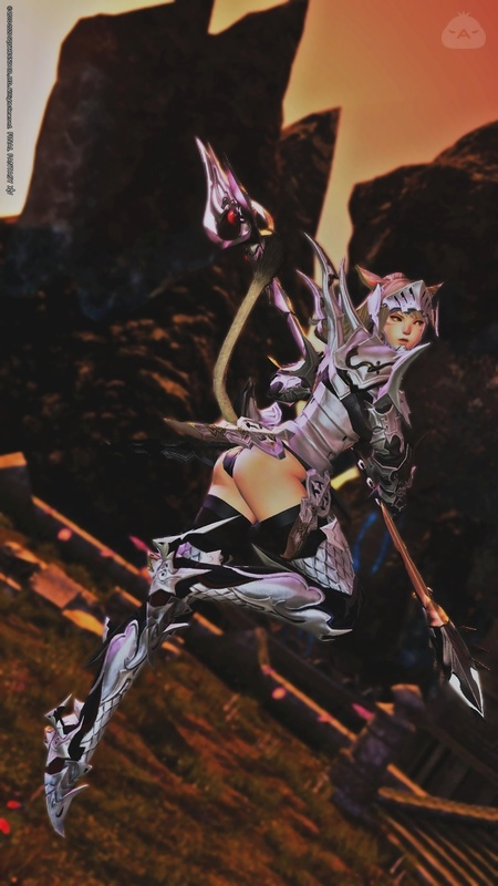 竜騎士〈白銀〉