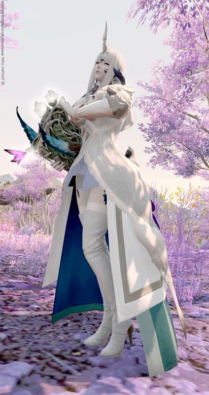 純白のユニコーン