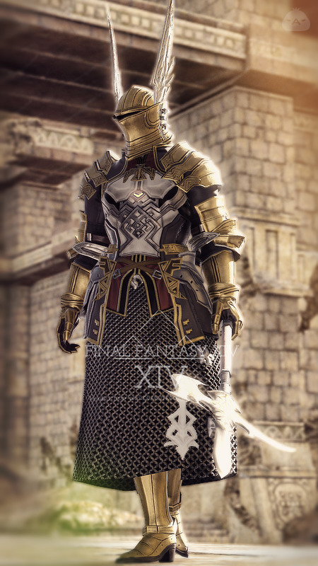 真鍮の竜騎士