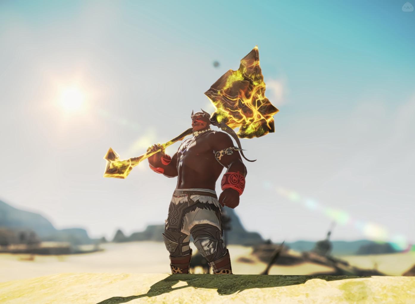 初代・戦士